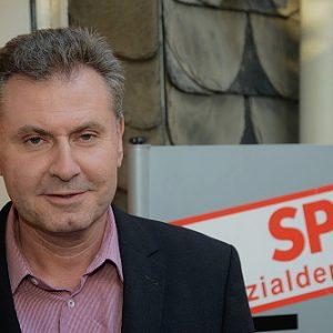 Udo Moter - Vorsitzender des OV SüdBurg