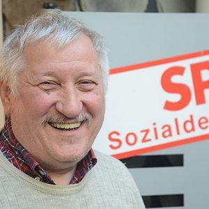 Uwe Ohliger - Kassierer des OV SüdBurg